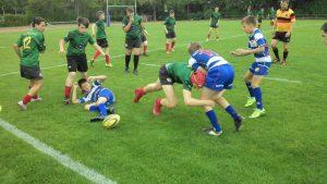 U14 Spiel RC Mainz/Worms vs HRK