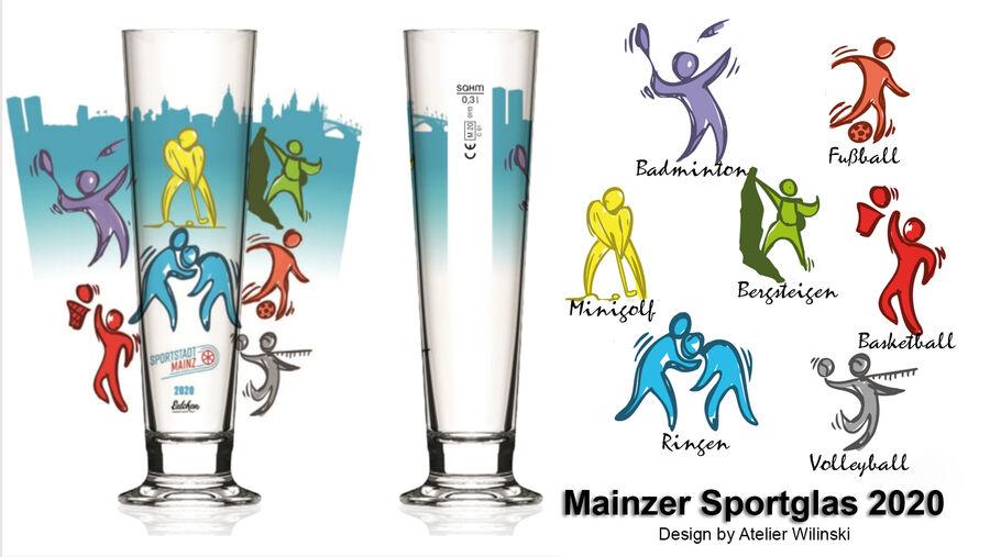 Mainzer Sport Glas 2020